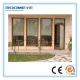 Finestra fissa di alluminio dell'alluminio di prezzi di fabbrica di Roomeye/con la verniciatura Tempered