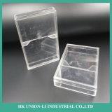 Plastic Verpakkend Vakje voor de Speelkaart van de Brug van 2 Dekken