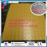 Revêtement de sol en caoutchouc pour gymnase intérieure, revêtement en caoutchouc antidérapant / tapis de sol antidérapant