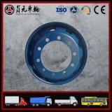 タイヤ15r22.5のチューブレス鋼鉄車輪(22.5*11.75)によって装備されている