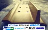 Komatsu, Volvo, Doosan 등등 수리용 부품시장 단 하나 Grouser 궤도 단화의 20 년 제조 경험