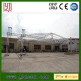 300*300mm Aluminium-Dach-Binder-Zapfen-Quadrat-Binder