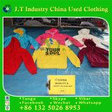 カナダによって使用される冬からの使用された衣類はHoodyの動揺のスーツに着せる