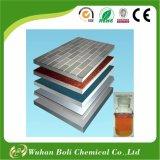 Pegamento del poliuretano del surtidor GBL de China para el revestimiento de madera decorativo de la pared