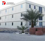 Vorfabriziertes Stahlwohnungs-Behälter-Gebäude