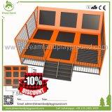 Parque caliente de los aeróbicos del trampolín de la casa de la venta