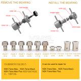 Het tand Onderhoud van de Turbine van de Hulpmiddelen van de Reparatie van Handpiece van de Hoge snelheid
