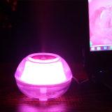 Humidificateur léger de Nigjt de mini diffuseur romantique en cristal d'arome
