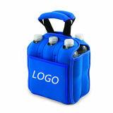 نيوبرين ستّة حزمة مبرّد حمل حقيبة يد لأنّ سفر