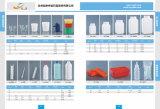 500g vierkante HDPE Plastic Fles voor Stevige Geneeskunde, Chemische, Veterinaire Drug