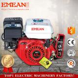 4 alimentar generador 6.5HP del motor del motor de gasolina el medio