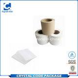 Papier filtre thermoscellable de sachet à thé de sûreté légère