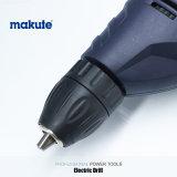 Электрический сверлильный аппарат инструмента бесшнурового сверла Makute бесшнуровой (ED007)