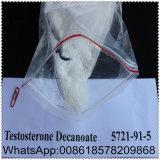 Тестостерон Decanoate порошка безопасной пересылки сырцовый для массы мышцы