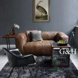 Freizeit-Italien-lederne Sofa-Möbel