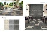 建築材料の浴室の花こう岩の陶磁器の床(DN6501)のための無作法な艶をかけられた石造りの磁器の壁のタイル