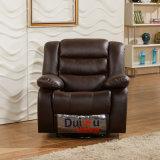 ホームシアターの居間のための快適なリクライニングチェアのソファー