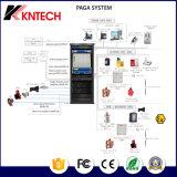 Solución del sistema de control del envío del sistema de gestión de Paga con IP PBX