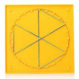 学校の幾何学的な子供のための教育Geoboardのおもちゃ