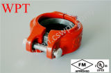 FM UL 세륨에 의하여 높은 Quality Grooved Flexible Coupling Approved