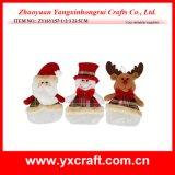 Fabbrica di natale dell'elemento dell'imballaggio del regalo del selezionamento di natale della decorazione di natale (ZY15Y009-1-2-3)