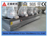 Porte de PVC et machine de soudure principale du guichet 4