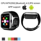 心拍数のモニタ(K68H)が付いているBluetooth 4.0のスマートな腕時計