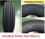 저프로파일 22.5는 미국 시장을%s 관이 없는 트럭 타이어를 몬다