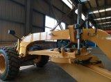 중국 노랗거나 파란 160HP 엔진 15 톤 160 균형 탱크 모터 그레이더