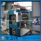 Máquina automática de conversão da fatura de papel de tecido facial