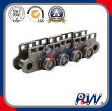 Correntes transportadoras P40 para o equipamento do painel de fibras