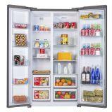 582lit 병렬 냉장고, 기본적인 모형