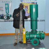 Pnuematic que transporta ventiladores e bombas das raizes