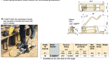 Bomba de pé hidráulica de pouco peso de Enerpac