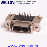 CEN-Tipo conetor fêmea do SCSI de 1.27mm