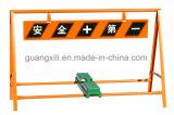 Multi-mensaje de tráfico de la señal de tráfico marco