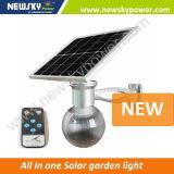 Todos en un jardín del LED Solar Luz solar del jardín del LED