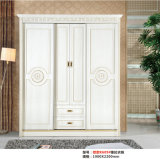 New Model Kd Bedroom Furniture, Wardrobe, Colchão, Cama (K6)