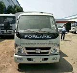 小さいForland 4X2の道路掃除人販売のための洗浄のトラック3トンの道の