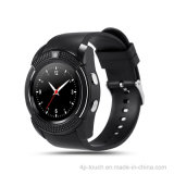 Дешевый мобильный телефон вахты Bluetooth франтовской для подарка промотирования (W8)