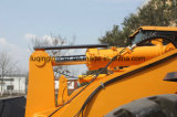 De Lader van het Wiel van de Versnellingsbak van de Vooruitgang van Hangzhou 5 Ton van de Geschatte Lading