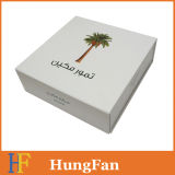 Коробка подарка бумаги закрытия поставщика изготовления магнитная с тесемкой