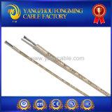 Высокотемпературный огнезащитный материальный электрический провод