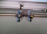 Niedriger Preis-Laser-Ausschnitt-Maschine mit CNC-Fräser