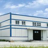 Almacén y taller de la estructura de acero de la alta calidad del conjunto completo