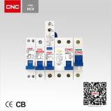 Ycb6 disjoncteur miniature commutateur de commande MCB