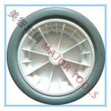 Roda da espuma de poliuretano de 13 polegadas; Rodas especiais do veículo do jardim, etc.