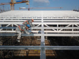 Prefabricated 강철 구조물 스포츠 센터 (KXD-SSB1458)