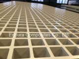 Grate modellate vetroresina per la superficie Piattaforma-Piana di Chemiccal