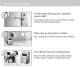 방취 기능과 휴대용 독립 구조로 서있는 임명 공기 냉각기